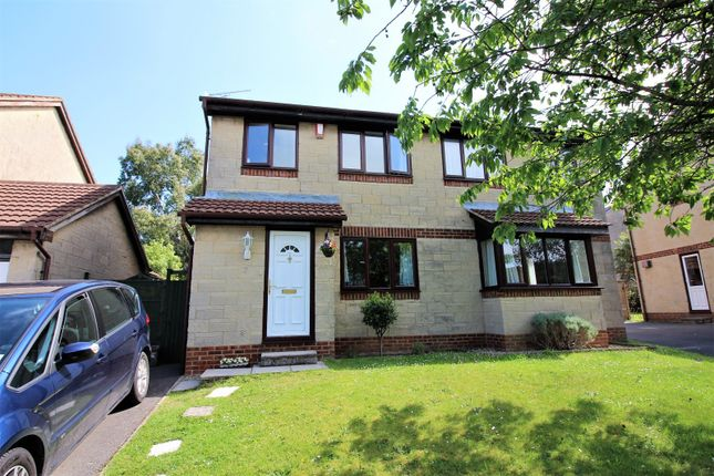 Thumbnail Semi-detached house for sale in Avalon Close, Yatton