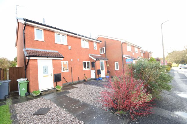 Thumbnail Semi-detached house to rent in Kale Close, West Kirby, Wirral