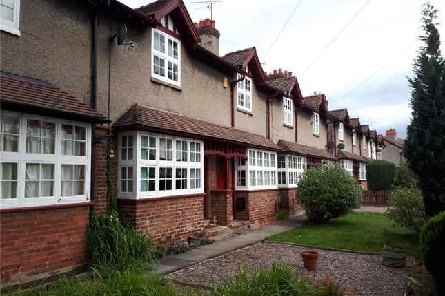 Thumbnail Terraced house to rent in Manchester Road, Knutsford