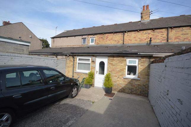 2 bed terraced house for sale in Katherine Street, Ashington NE63