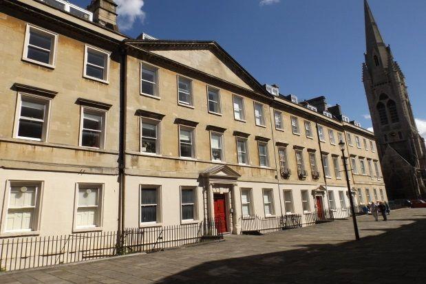 Thumbnail Flat to rent in Duke Street, Bath