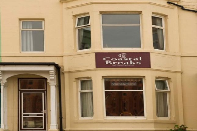 Thumbnail Hotel/guest house for sale in Derby Road, Blackpool