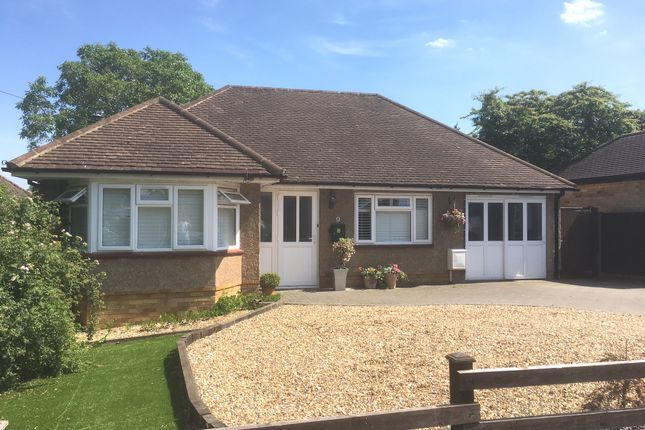 Thumbnail Detached bungalow for sale in Park Rise, Northchurch, Berkhamsted