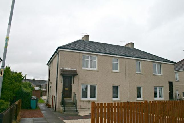 Thumbnail Flat to rent in Woodstock Drive, Wishaw