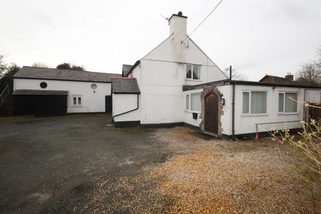 Thumbnail Detached house for sale in The Roe, St. Asaph