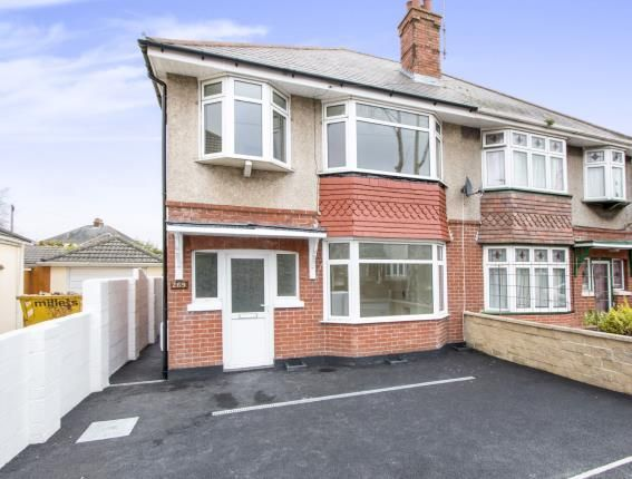 Thumbnail Semi-detached house for sale in Ensbury Park, Bournemouth, Dorset