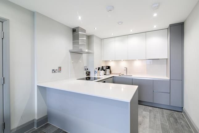 Thumbnail Flat to rent in Dons Court, London Road, Bromley, Kent