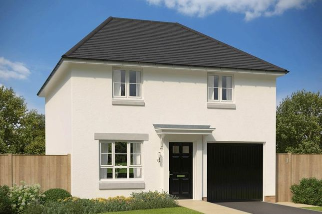"Thumbnail 4 bed detached house for sale in ""Glenbuchat"" at Mey Avenue, Inverness"