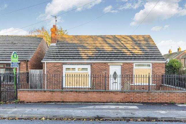 Thumbnail Bungalow for sale in East Lane, Stainforth, Doncaster