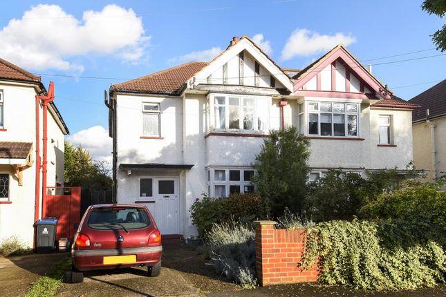 Thumbnail Semi-detached house for sale in Kingsmead Avenue, Surbiton