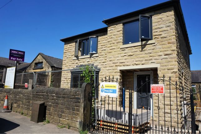 Thumbnail Detached house for sale in Warneford Road, Huddersfield