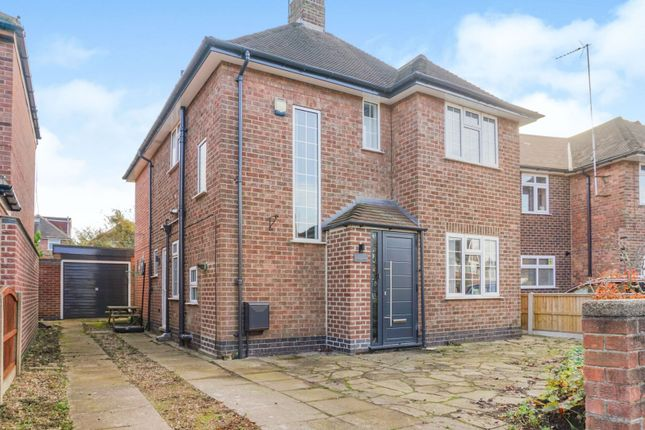 Thumbnail Detached house for sale in Park Road, Bramcote, Nottingham