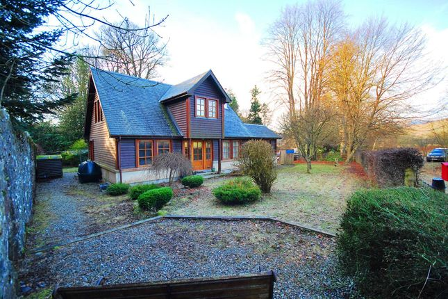 Thumbnail Detached house for sale in Gilmerton, Crieff