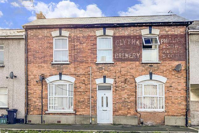 Thumbnail Terraced house for sale in Dean Street, Newport