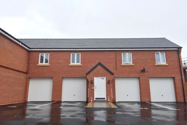 Thumbnail Flat to rent in Middlesex Road, Stoke