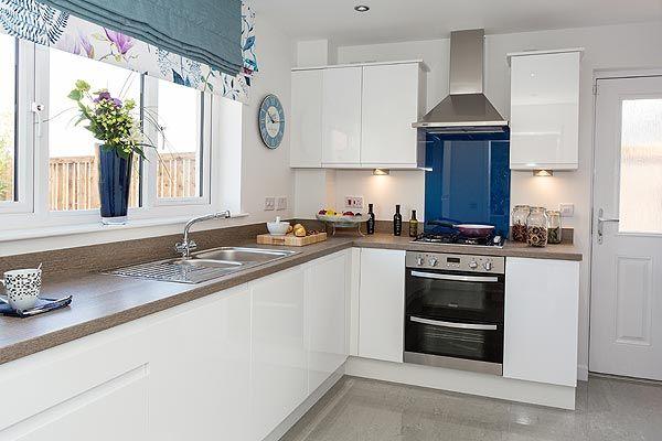 Thumbnail Semi-detached house for sale in Millcraig Road, Winchburgh, West Lothian