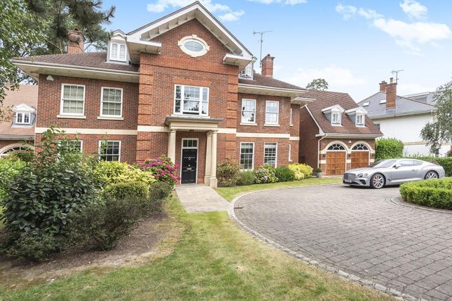 Thumbnail Detached house to rent in The Chase, Ascot