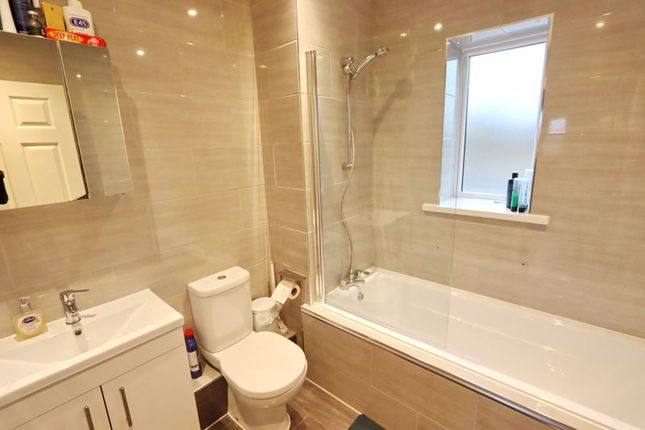 Bathroom of Kensington Street, Whitefield, Manchester M45