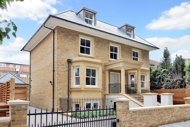 Thumbnail Detached house for sale in Albany Park Road, Kingston Upon Thames