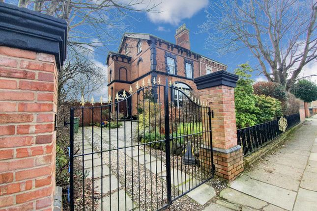Thumbnail Semi-detached house for sale in Sandfield Park East West Derby, Liverpool