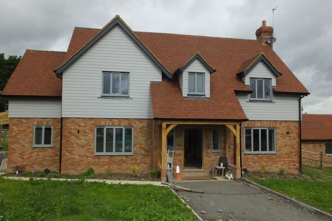 Thumbnail Detached house to rent in Howbourne Lane, Lewes