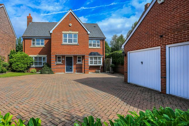 Detached house for sale in Dickens Heath Road, Shirley, Solihull