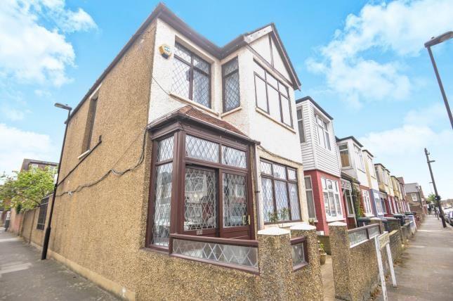 Thumbnail End terrace house for sale in Seymour Avenue, Tottenham, Harringey, London