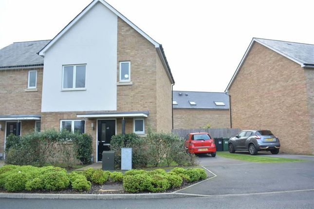Thumbnail Semi-detached house to rent in Parkview Way, Epsom