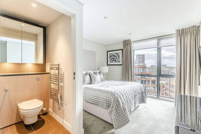 Thumbnail Flat to rent in Merchant Square East, Paddington, London