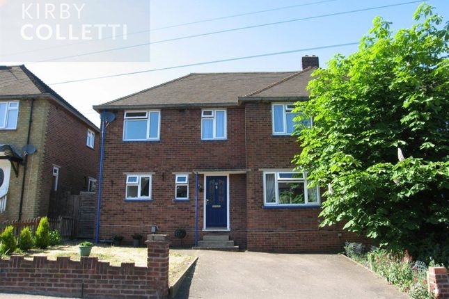 Thumbnail Property to rent in Winterscroft Road, Hoddesdon