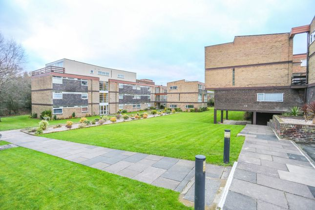 Thumbnail Flat for sale in Brandhall Court, Wolverhampton Road, Oldbury, West Midlands B688De