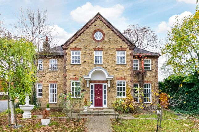 Thumbnail Detached house to rent in Hambledon Place, London