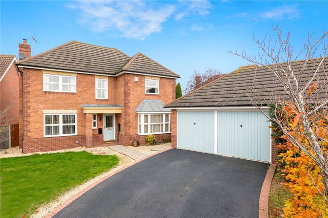 Thumbnail Detached house to rent in Vanguard Court, Sleaford, Lincolnshire