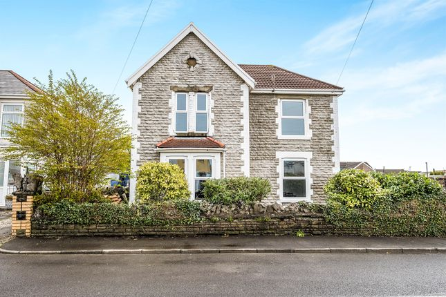 Thumbnail Detached house for sale in Talbot Road, Skewen, Neath