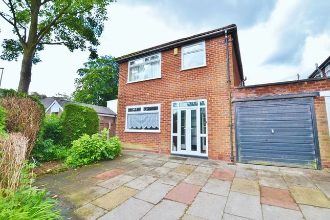 3 bed detached house for sale in Half Edge Lane, Eccles, Manchester