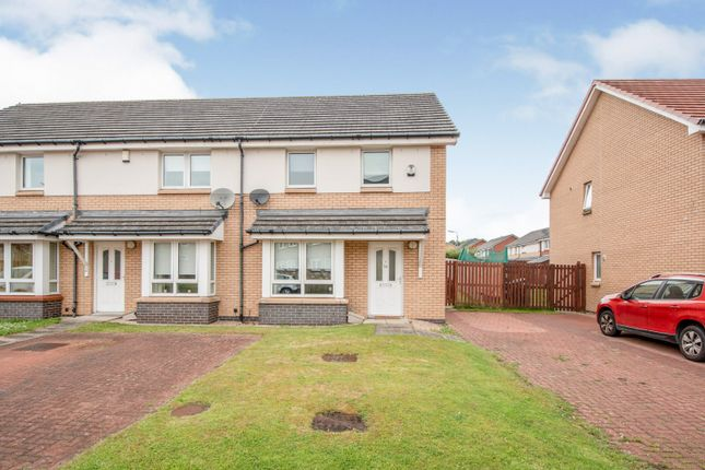 Thumbnail End terrace house for sale in Abbotsford Road, Hamilton, South Lanarkshire