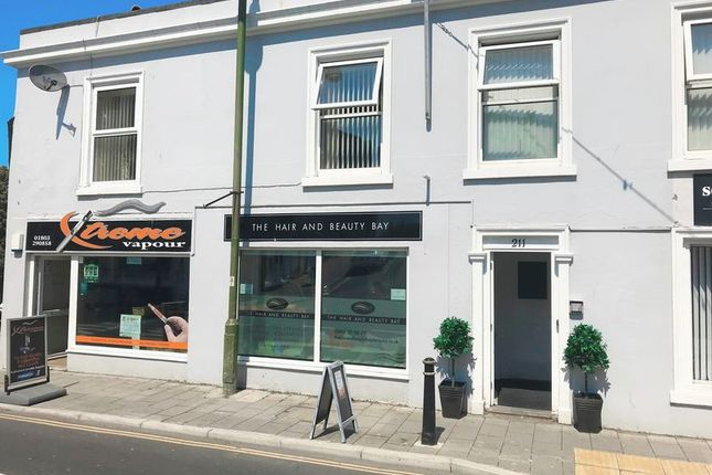 Retail premises for sale in Union Street, Torquay
