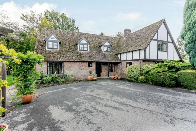 Thumbnail Detached house for sale in High Cross, Ivy Hatch, Kent