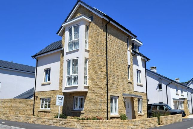 Thumbnail Detached house for sale in Eagle Drive, Midsomer Norton, Radstock