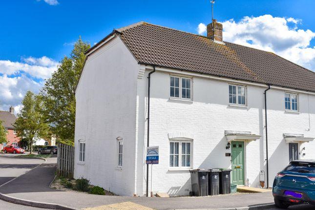 Thumbnail Semi-detached house for sale in Honeymead Lane, Sturminster Newton
