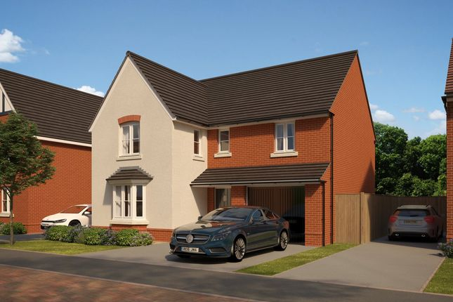 Thumbnail Detached house for sale in The Walk, Withington, Hereford