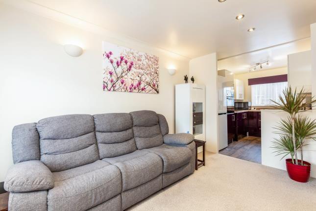 Lounge of Hufling Court, Burnley, Lancashire BB11