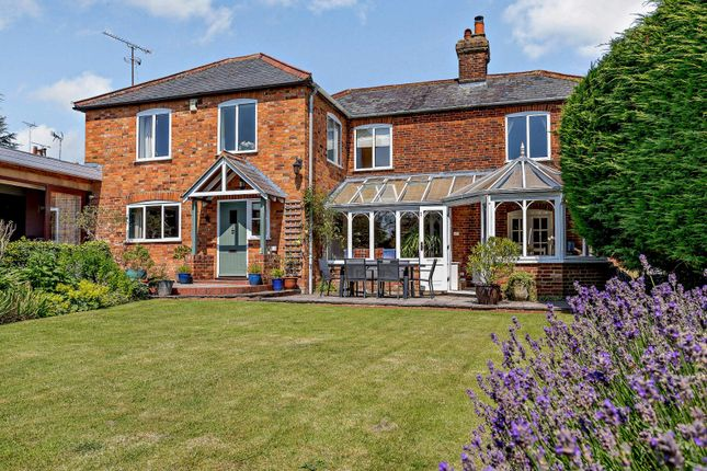 Thumbnail Detached house for sale in New Town, Codicote, Hitchin