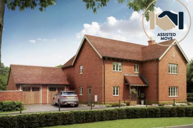 Thumbnail Detached house for sale in The Medbourne, Welham Lane, Great Bowden