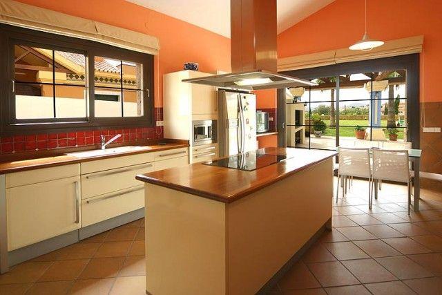 Kitchen of Spain, Málaga, Mijas, Mijas Golf