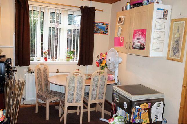 Kitchen / Diner of Wyndham Gardens, Wrexham LL13
