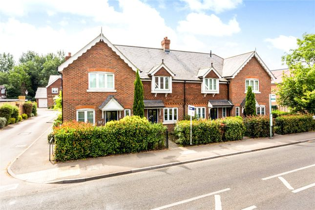 Terraced house for sale in Woodham Lane, New Haw, Addlestone, Surrey