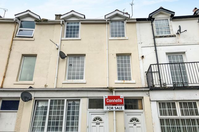 Thumbnail Flat for sale in Queen Street, Torquay