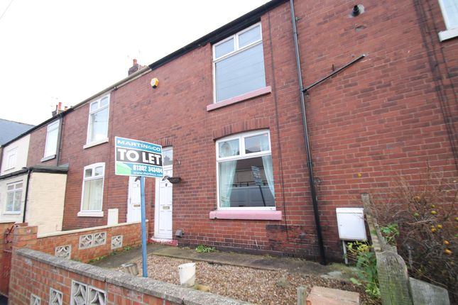 Thumbnail Terraced house to rent in Frank Road, Doncaster