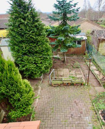 Garden of Honiton Road, Nottingham NG8